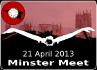 6th Minster Meet, 2013