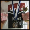 Just some of the prizes on offer in 2009 edition of Minster Meet