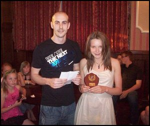 Most Improved P4: Caitlin