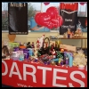 Tombola - Dartes Style. More prizes than you can shake a stick at