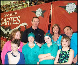 Jeff with some of his Stingrays at Minster 2010