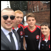 Adam Peaty comes to Doncaster St Leger Festival