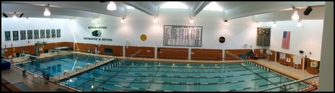West Gym Pool, Binghamton