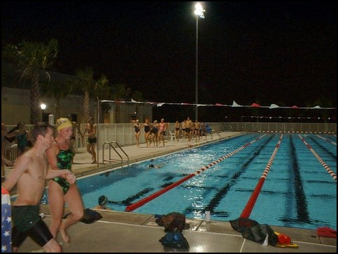 St Andrews Pool Training Camp