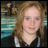 Molly Grayson, part of the North East Team for the Duel in the Pool