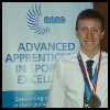 Max awarded Apprentice of the Year on the 2013 AASE Programme