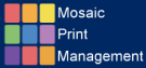 Sponsor: Mosaic Print Management Ltd